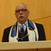 Rabbi Emeritus, Albert Micah Lewis